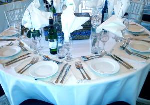 set table taster